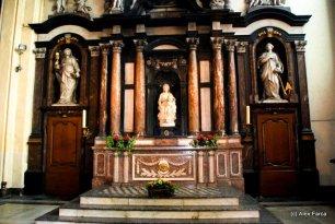 Biserica Maicii Domnului, unicul Michelangelo