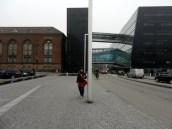003 Copenhaga in fata bibliotecii