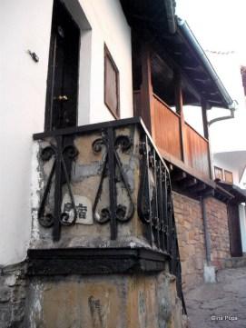 Veliko Tarnovo - detaliu casa