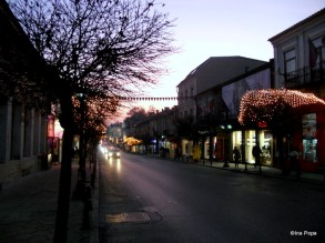 Veliko Tarnovo seara