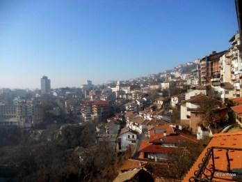 Veliko Tarnovo - straturi