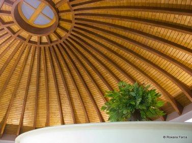 Cupolele în formă de ceapă, la interior