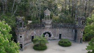 Sintra - Quinta da Regaleira 12