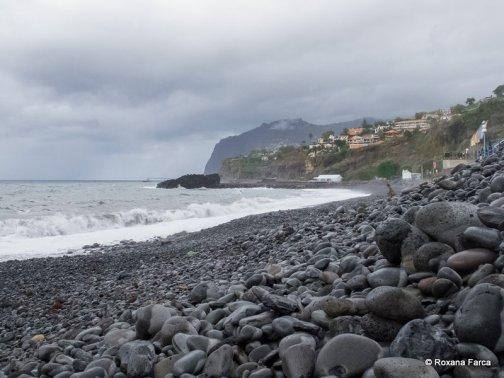 Plaja vulcanica