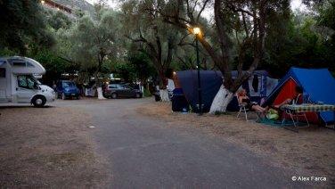 Prin camping