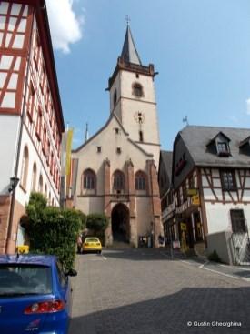 Lahnstein Biserica St. Ioan Boteztorul