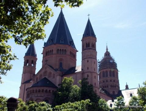 Mainz catedrala