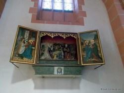 Oberwessel biserica10