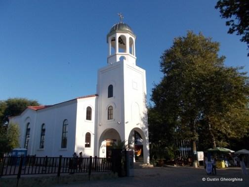 Biserica exterior