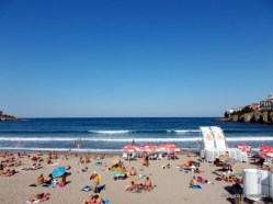 Plajă publică