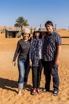 """Poza de """"la revedere"""", Seherezada și familia"""