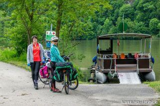 Taxi boat pentru bicicliști