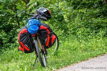 Bagaje pe bicicletă