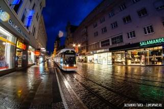 Linz noaptea