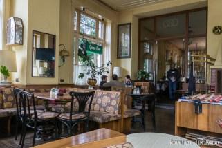 Café Rüdigerhof Viena