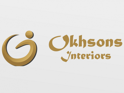 Logo Design for Okhsons Interiors