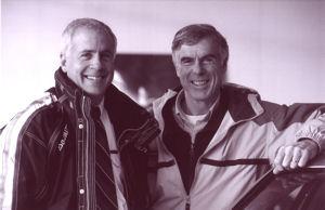 John and Jim Hand