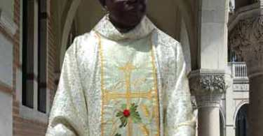 Msgr. Theophilus Okere is a priest of the Archdiocese of Owerri