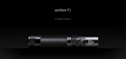 Zanflare F1 by Gearbest
