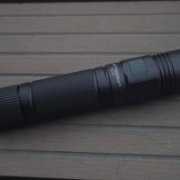 JetBeam KO-01, 1080 Lumens Outdoor Flashlight Review
