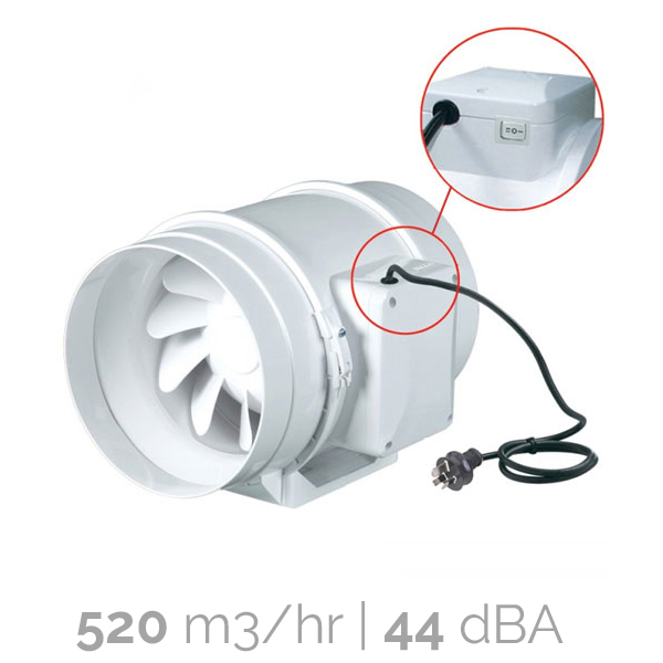 Bathroom 3m Exhaust Fans