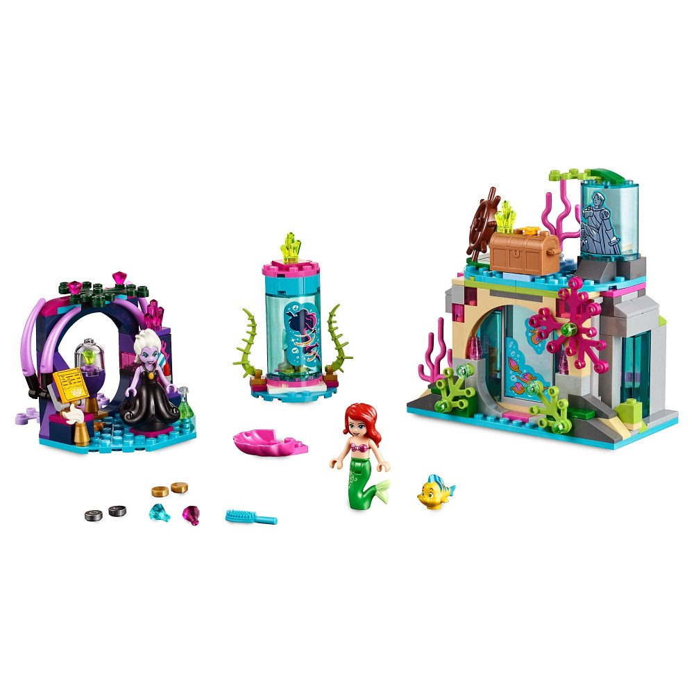 Ariel and the Magic Spell Playset by LEGO Official shopDisney