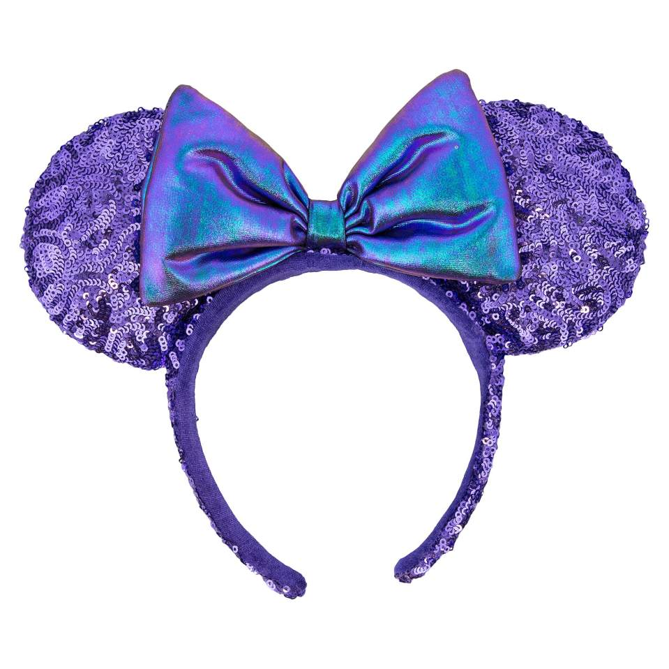 Product Image of Minnie Mouse Potion Purple Ear Headband # 1