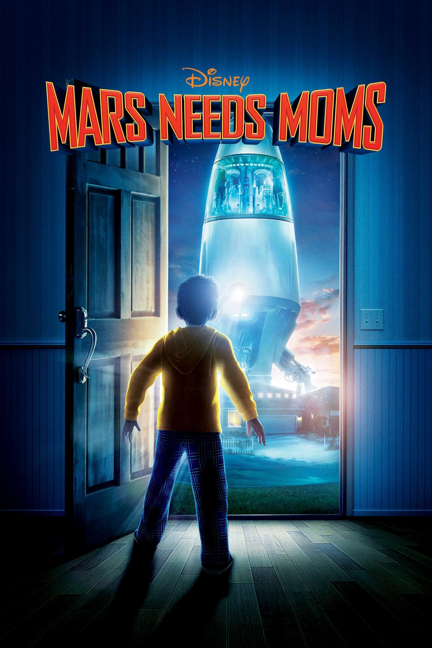 Mars Needs Moms Disneylife