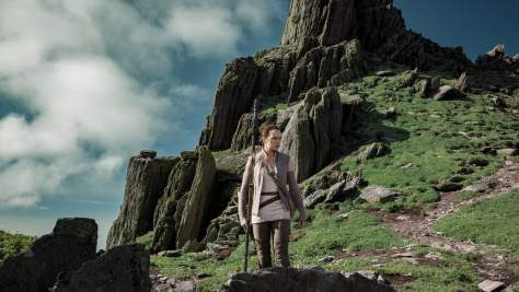 Star Wars: The Last Jedi Ahch-To