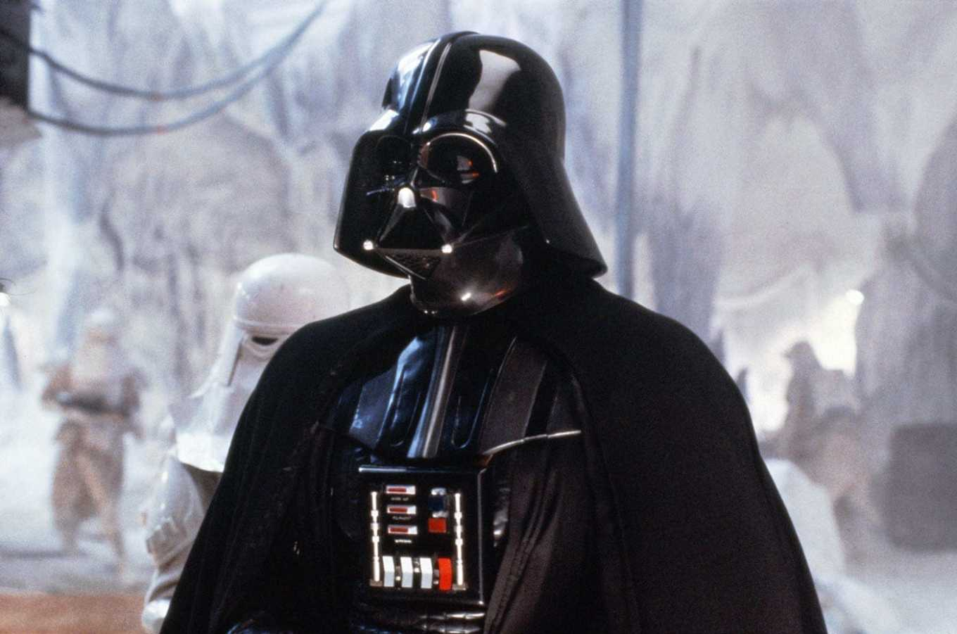 "Darth Vader is not going to be take the title of ""Dad of the Year"" anytime soon."