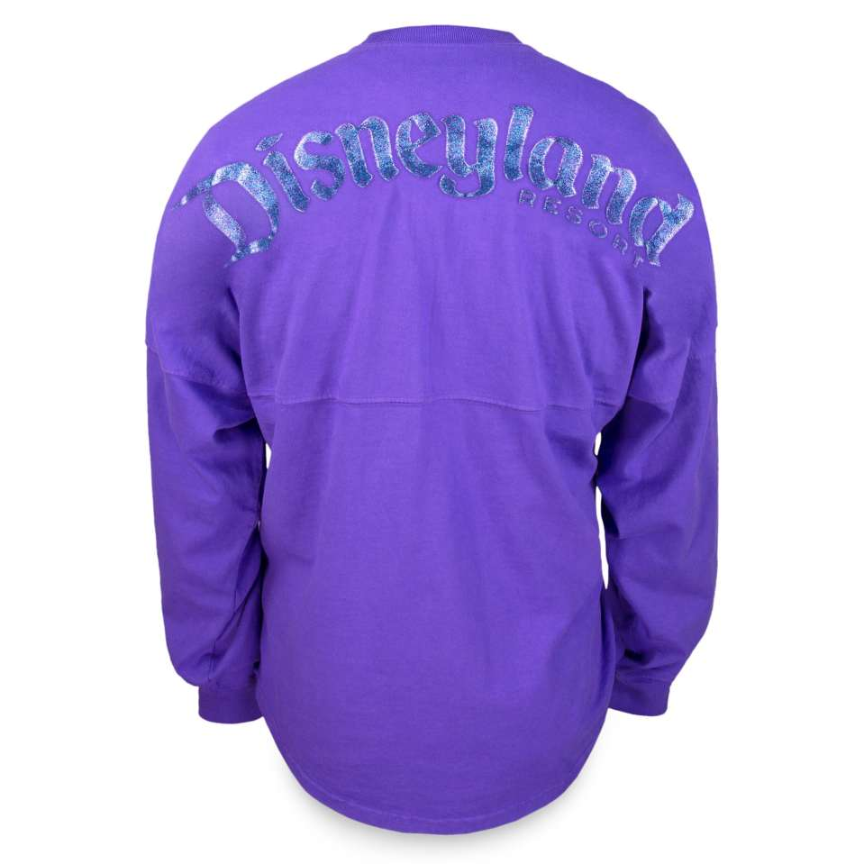 Product Image of Disneyland Spirit Jersey for Adults - Potion Purple # 2