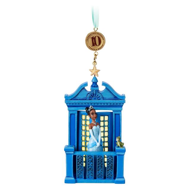 The Princess and the Frog Legacy Sketchbook Ornament - Limited Release Official shopDisney