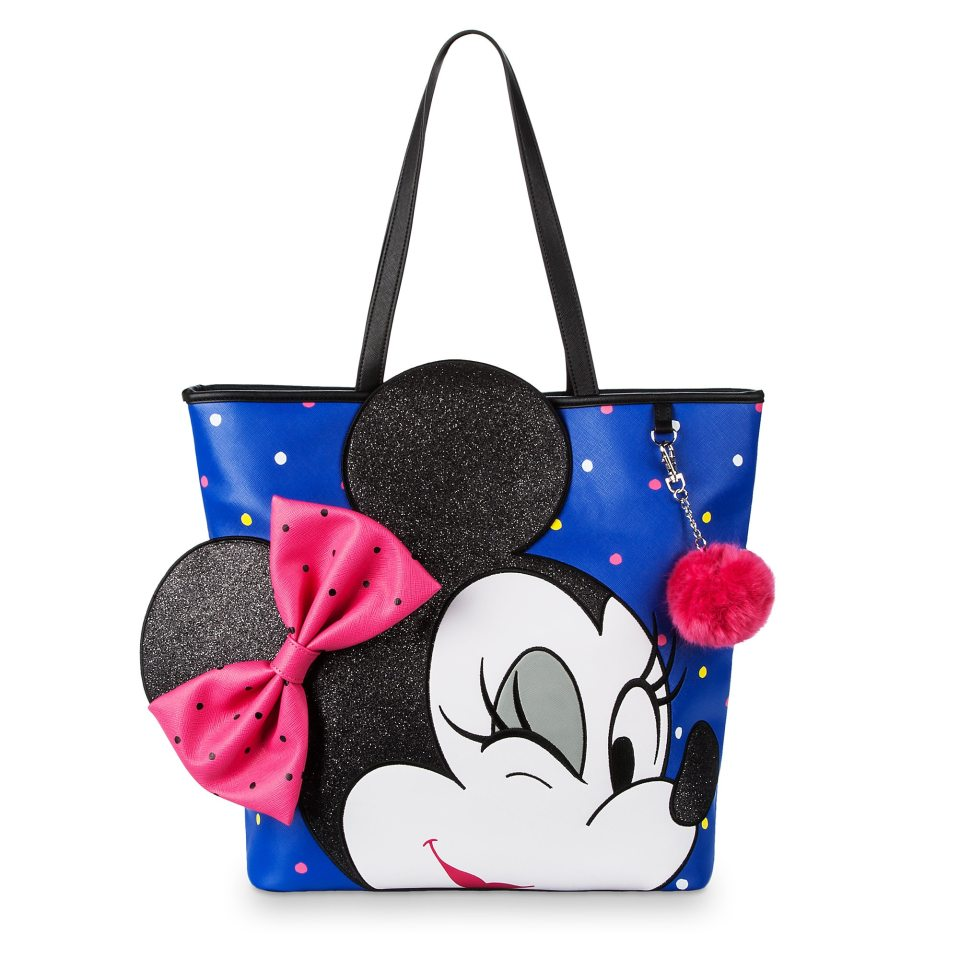 Product Image of Minnie Mouse Tote by Loungefly # 1