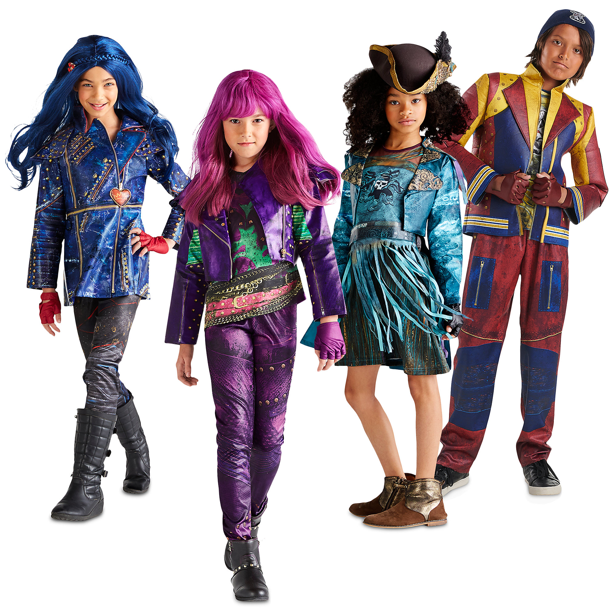 Descendants Costume Collection for Kids   shopDisney Product Image of Descendants Costume Collection for Kids   1