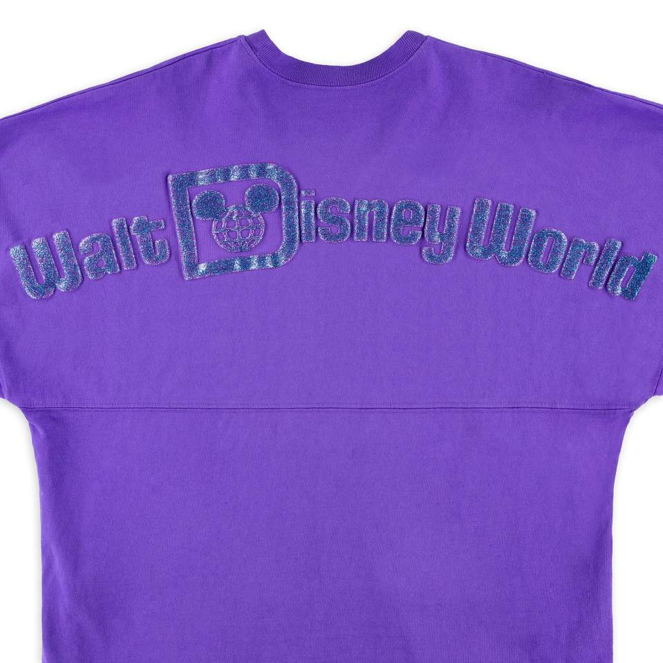 Product Image of Walt Disney World Spirit Jersey for Adults - Potion Purple # 3