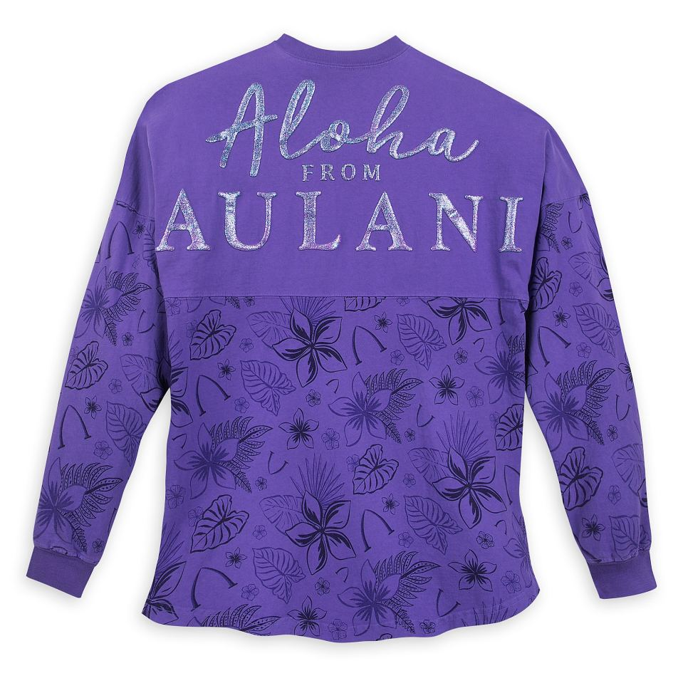 Product Image of Aulani, A Disney Resort & Spa Spirit Jersey for Adults - Potion Purple # 2