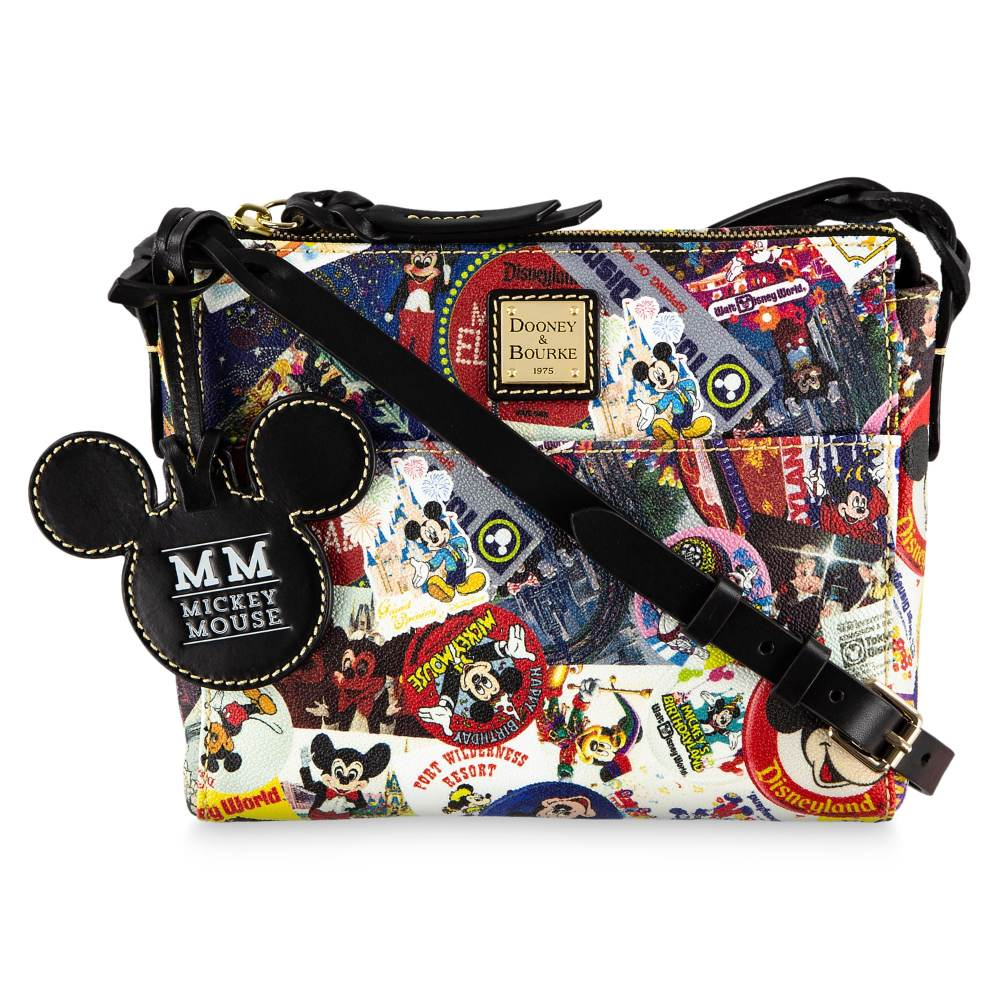 Mickey Mouse Crossbody by Dooney & Bourke Official shopDisney