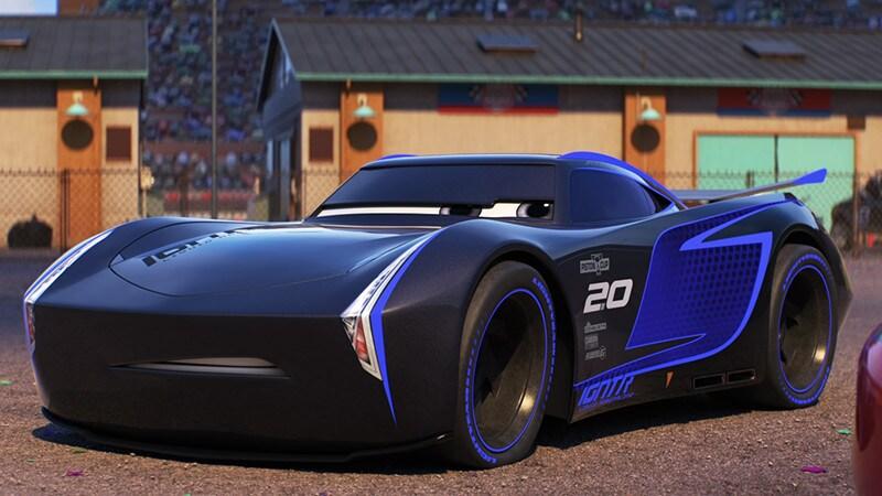 Meet Jackson Storm Cars 3 June 16 Disney Video