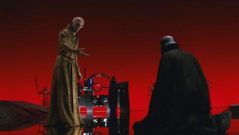 Star Wars: The Last Jedi - Snoke