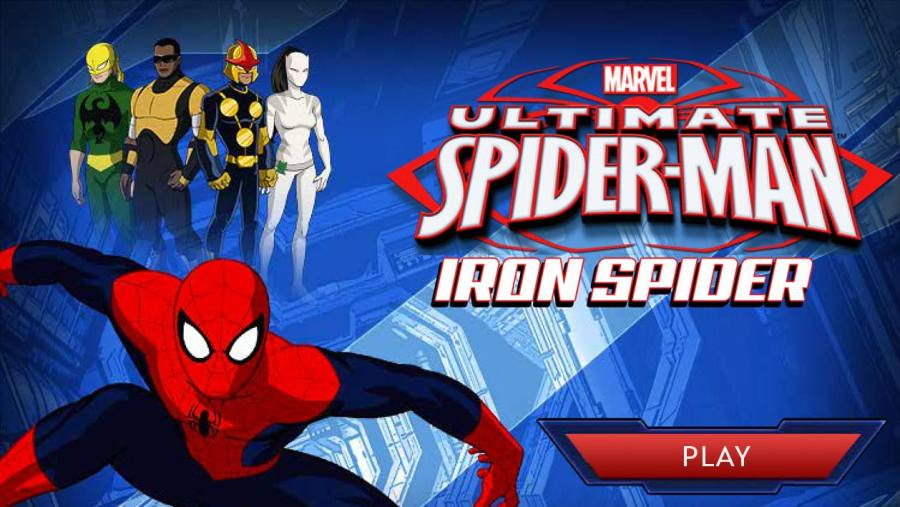 Iron Spider   Disney LOL