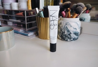 nars smooth and protect primer review, nars review, primer review, beauty review, bblogger, mecca maxima, sephora