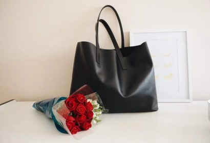 everlane day market tote, review, tote review, leather bag, everlane