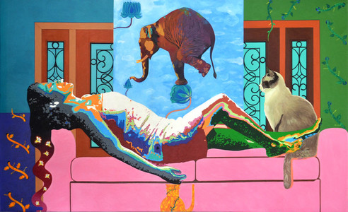 artists of india - contemporary art