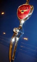 Emblema trasero Jaguar
