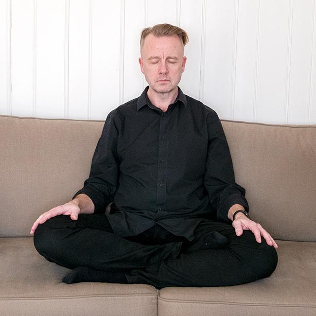 Lumi Meditasjon - nyt stillheten