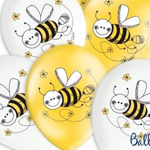 Balloner med bi