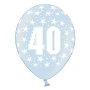 Ballon med 40 tal