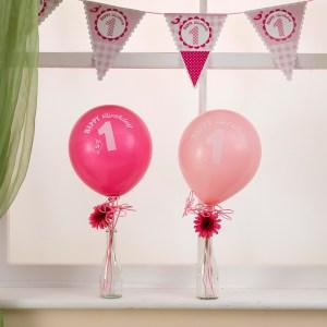 Balloner 1 år