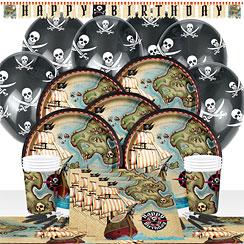 Pirat festpakke