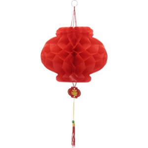 Kinesisk lanterne honeycomb